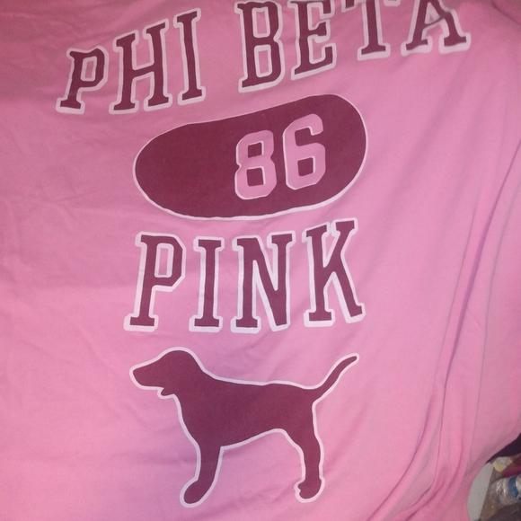 PINK Victoria's Secret Other - Vintage pink stadium blanket